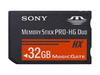 索尼Memory Stick PRO-HG Du