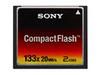 索尼CF卡 133X(2GB)