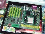 磐英K8T800 Pro