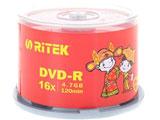 铼德婚庆系列DVD-R 16速 4.7G(50片桶装)